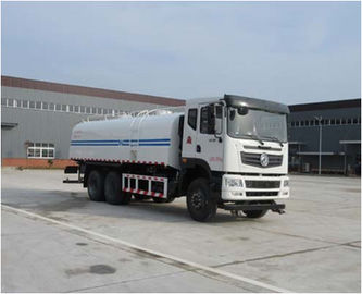 China 9760×2500×2990mm Used Water Tank Truck , Second Hand Water Trucks 18 Cubic Meter supplier