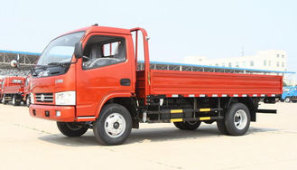 China 1995 Kg Payload Second Hand Lorry DONGFENG Brand With Euro III Diesel Engine supplier