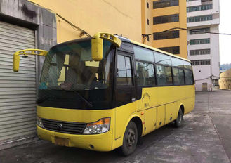 China Middle Size Coach Second Hand , Used Bus And Coach 2012 Year With 31 Seats supplier