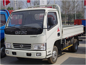 China Diesel Second Hand Lorry Dongfeng Brand 55 Kw Engine Power With Single Row Cab supplier