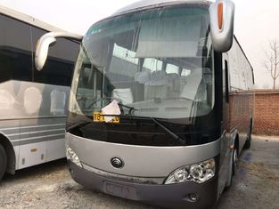 China Yutong Used Luxury Buses , Diesel Second Hand Buses And Coaches 39 Seat supplier