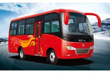 China ZHONGTONG Brand Used Coach Bus 2011 Year 24 Seats Yuchai Engine Max Power 80kw supplier