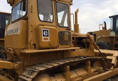 China 5-6 Ton Used Caterpillar Truck , Caterpillar Used Machinery With 3306 Engine supplier