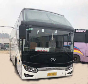 Huge Kinglong Used Coach Bus 2013 Year With 39 Seats Weichai Diesel Engine
