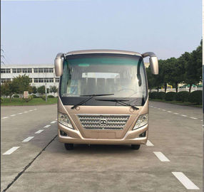 China Huaxin Used Mini Bus Diesel Fuel Type 2013 Year 10-19 Seats 100 Km/H Max Speed supplier