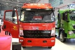 China 2013 Year Used HOWO Trucks , 2nd Hand Truck 4×2 Drive Mode For Constructions supplier