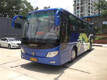 China 280hp EURO IV Used Tour Bus FOTON Brand For Passenger Transportation supplier