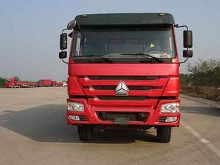 China HOWO A7 380HP Used Dump Truck 6x4 Drive Mode EURO II Emission Standard supplier