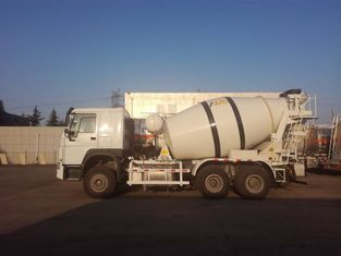 China 8m3 Loading Capacity Used Concrete Mixer Truck With Intelligent Wechai Engine supplier
