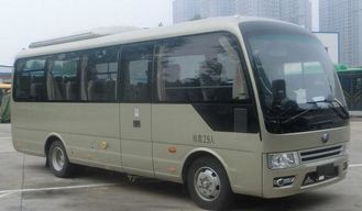 China 24-28 Seats 1HZ Euro V Diesel Used Coach Bus , Used City Bus ZK6729DT5 supplier
