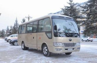 China Good Condition Used Yutong Buses 2nd Hand Bus Diesel Euro V / Euro IV Motor supplier