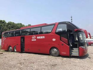 Luxury 6122 2nd Hand Coach Euro IV / V 24-57 Seats Used Passenger Bus