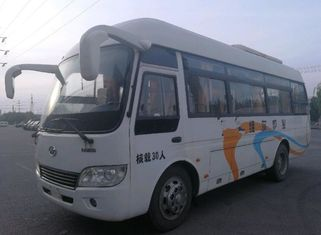 China Higer Brand Yuchai Engine Used Commercial Bus 30 Seats 2010 Year 100km / H Speed supplier