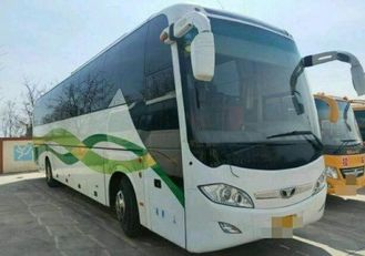 China 55 Seats Diesel Engine Used Passenger Bus Daewoo Bus With Retarder No Damage 2010 Year supplier