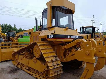 China CAT Used Construction Machines ConstructionCaterpillar Bulldozer D6R 2002 - 2012 Year supplier
