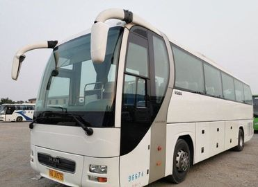 China Double Door Diesel Second Hand Tourist Bus Yutong 6120 Model 2008 Year With 51 Seats supplier