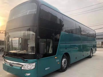 China Diesel LHD 6126 Model Used Yutong Buses 49 Seat 2014 Year Euro Iv Emission Standard supplier