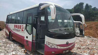 China 8m Length Yutong 6809 Models Used Coach Bus 2011 Year 33 Seats Heavy Duty supplier