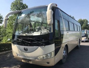 China 2010 Year Second Hand Tourist Bus 47 Seats Used Yutong Zk6100 Model Coach Bus supplier