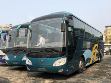 China ZK6120 47 Seats 2010 Year Used Yutong Buses 12m Length Diesel Euro III Engine supplier