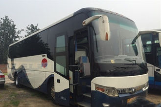 China Used Yutong Second Hand Tourist Bus ZK6117 Model 55 Seater Coach Bus 2011 Year supplier