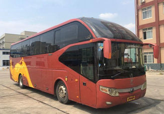 China Used Yutong Second Hand Tourist Bus 2011 Year 51 Seats 6117 Model 100km/H Max Speed supplier