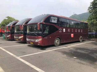 China Traveling Used Yutong Buses 55 Seat Diesel 2013 Year LHD Drive 12000 × 2550 × 3890mm supplier