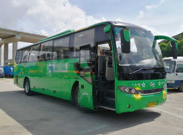 China 38000km Mileage Used Passenger Bus Used King Long LHD / RHD Bus 2015 Year 51 Seats supplier