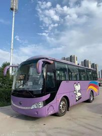 China 2011 Year Second Hand Travel Used Yutong Buses Diesel 39 Seats LHD With Air Conditioner supplier