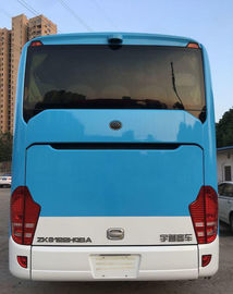 China 6122 LHD Used Yutong Buses 2015 Year 50 Seats Diesel Engine 125km/H Max Speed supplier