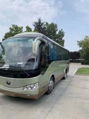China 35 Seats Yutong Used Diesel Bus 2014 Year With 65000km Mileage 2450mm Bus Width supplier