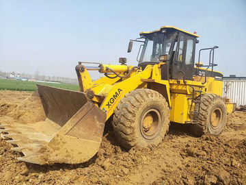 China XG956III 160Kw Used Wheel Loader 2nd Hand Construction Digging Machine With Cummins Engine supplier