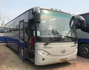 12m Length Promotion Used Bus Higer Bus KLQ6126 With 67Seats LHD 3+2layouts