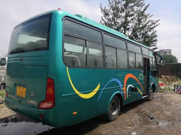 2012 Year 22 Seats Used Yutong Buses YC4S145-30 4 Cylinder Engine ZK6752D
