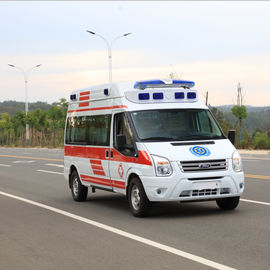 Mobile Prevention SPV Special Purpose Vehicle ICU Guardianship Type Ambulance With Ventilator