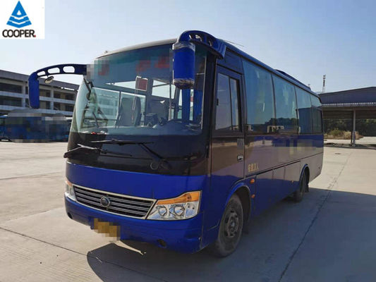 2015 Year 30 Seats  Used Coach Bus ZK6752D1   Air Conditioner For Tourism