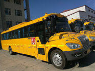China 276 Kw 56 Seats Used School Bus 2017 Year 22L/100km Fuel Consumption factory