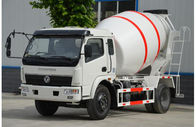 China Mailand Brand Used Concrete Mixer Trucks Eight Percent New With Air Conditioner factory