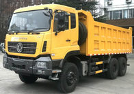 China Dongfeng Used Dump Truck 5600X2300X1200 Dimensions 280L Fuel Tank Capacity factory