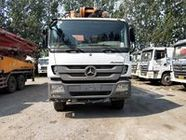 China BENZ--ZOOMLION Second Hand Concrete Mixer Trucks With Euro IV Diesel Engine factory
