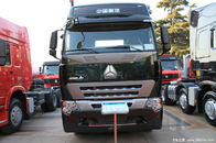 China 420HP Power Used Tractor Trailers , Used Commercial Trucks LHD Drive Mode factory