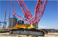 China Sany Used Crawler Crane 75 Tons Capacity / Used Caterpillar Machine Made In China factory
