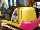 China PC56 Second Hand Komatsu Excavator 4.6km/H / 5 Tons Used Construction Equipment factory