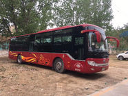 China 2013 Year Leaf Spring Used Yutong Buses Passenger Coach Bus 68 Seats 100km/H Max Speed factory