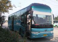 China ZK6122HB9 53 Seater Used Diesel Bus 100km/H Max Speed With AC Video factory