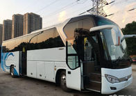 China RHD / LHD Stock Promotion Bus Yutong ZK6122 Model 12m Length 51 Seats Max 125KM/H factory