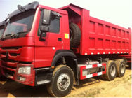 Second Hand Construction Machines 6*4 10 Wheels Dump Tipper Truck 30T Load Capacity