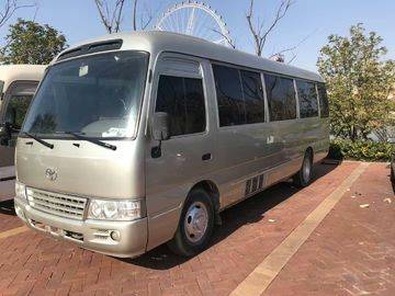 2010 Toyota Used Coaster Bus 30 Seats Diesel Engine LHD 71500 Km Mileage