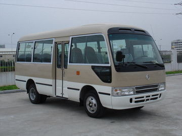 China 2014 Year Used Coaster Bus Toyota Brand With 17 Seats ISO Certification distributor
