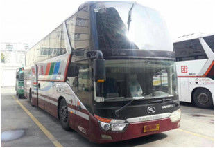 China 12 Meter King Long Used City Bus Beautiful Appearance 6000 Mm Wheelbase distributor
